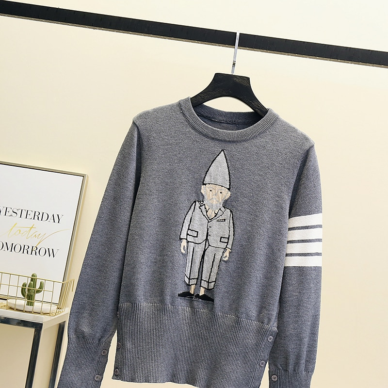 Slim o-Neck Flower Embroidery knitted Pullovers For Women Fashion spring Elastic Sweaters Large Size Casual Knitwear Tops Femme enlarge