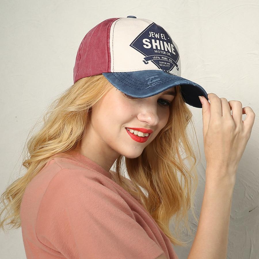[LWS] Letter Jewel Shine 6 Color Baseball Cap Men and Women Bone Snapback Caps Truck Driver Cap Climbing gorra Casual travel hat