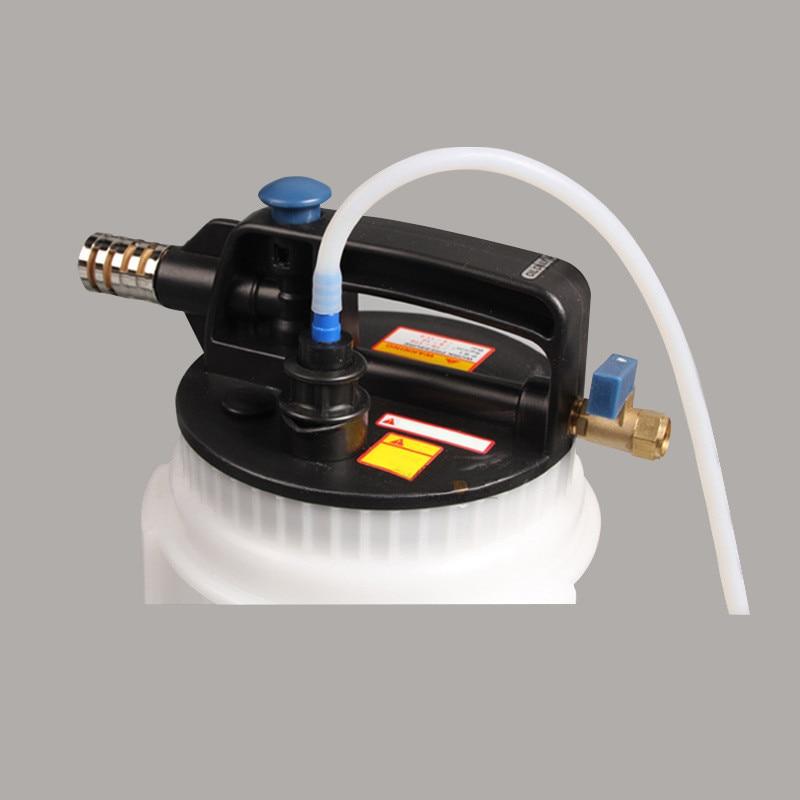Тормозной масляный сменный инструмент для быстрого обмена масла и воздуха с трубкой 1,2 см для ремонта автомобилей, автомобильные аксессуар...