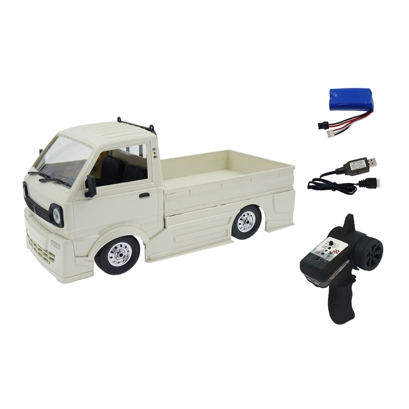 1:10 Scale 2.4GHz Drift Car Truck RC Mini Climbing Car Radio Control Mini Car with Remote Controller Electric RC Model enlarge