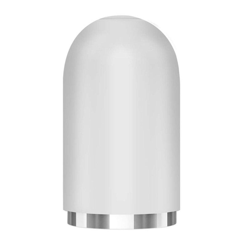 Tampa netic para lápis de maçã, capa protetora de substituição netic para ipad pro lápis-branco 1pc