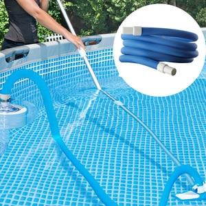 Шланг для очистки бассейна 40 #2, прочный шланг для очистки сада, 38 мм, 6 м, диверсифицированные аксессуары
