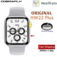 Смарт-часы COBRAFLY IWO HW22 Plus Pro с экраном 1,75 дюйма и Пульсометром