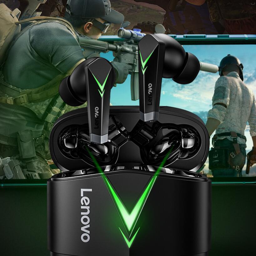 Original Lenovo True Wireless Bluetooth5.0 Cartoon Headphone Stereo Noise reduction Sports Headset Waterproof Running Earphone enlarge