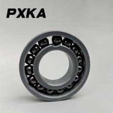 Free shipping SI3N4 silicon nitride full ball ceramic bearing 6800 6801 6802 6803 6804 6805 6806