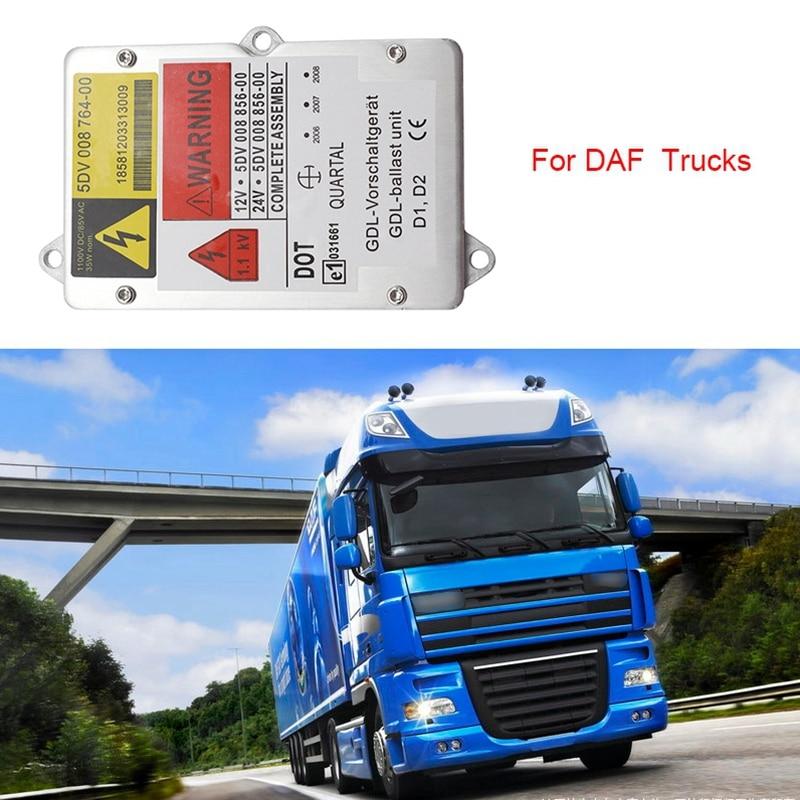 5DV008856-00 5DV008764-00 24V Xenon HID Headlight Ballast for DAF XF95 XF105 for Large Vehicle