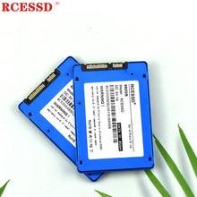 RCESSD métal SATAIII 360GB 240GB 120GB 480GB 960GB 1 to disque dur SSD 2.5 pouces SSD interne 128GB 256GB