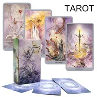 shadows tarot fate divination game cards for party game deck mystical divination oracle cards friend party board game game deck