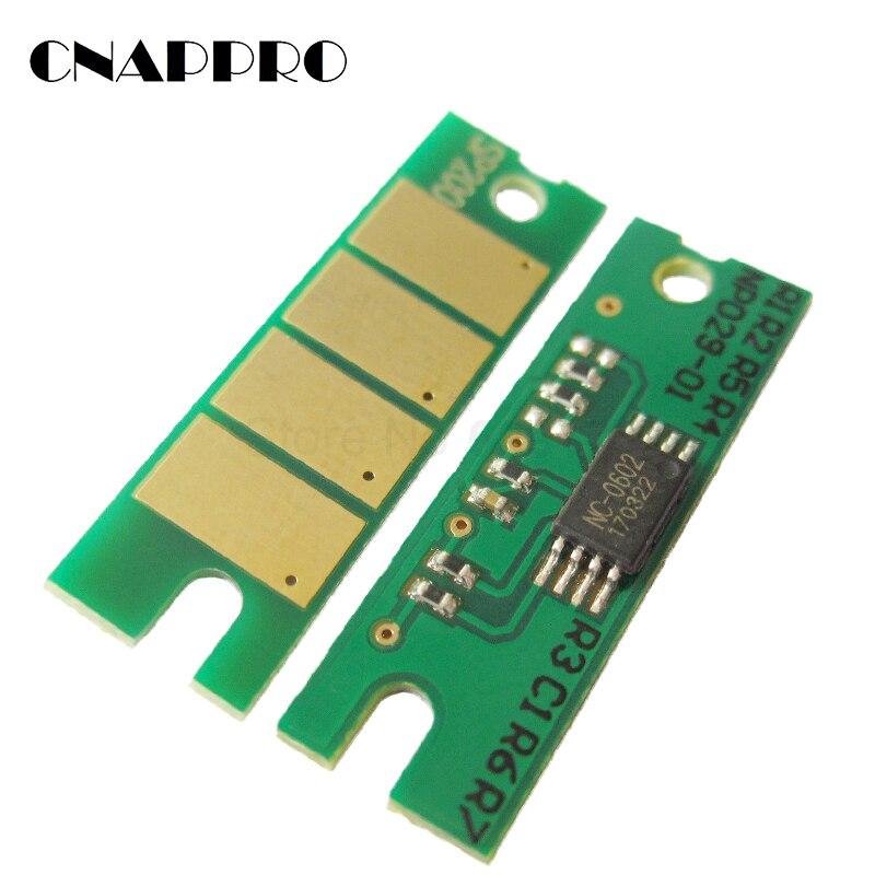 10 Uds WW SP4500 Toner Chip para Ricoh 3600SF 3610SF 3600DN 4510SF 4510DN SP 4500, 3600, 3610, 3600, 4510 restablecer Chips de cartucho