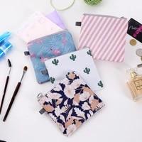 Sac de rangement en toile pour serviettes hygieniques  sac de rangement en toile pour serviettes hygieniques  porte-monnaie  bijoux  organisateur de cartes de credit