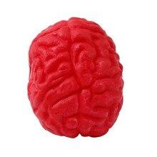 2020 Jokes Toys Human Red Brain Heart Finger Halloween Accessories Organs Props Decoration Simulation False Supplies