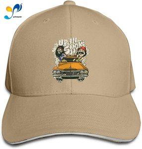 Cheech & Chong Cap Headdress Sandwich Hat Unisex Vogue Sunhat Adjustable Baseball Cap
