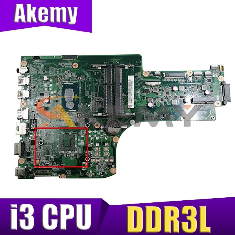 لشركة أيسر أسباير E5-731 E5-771 E5-731G E5-771G اللوحة المحمول مع i3 CPU DDR3L DA0ZYWMB6E0 100% اختبار بالكامل