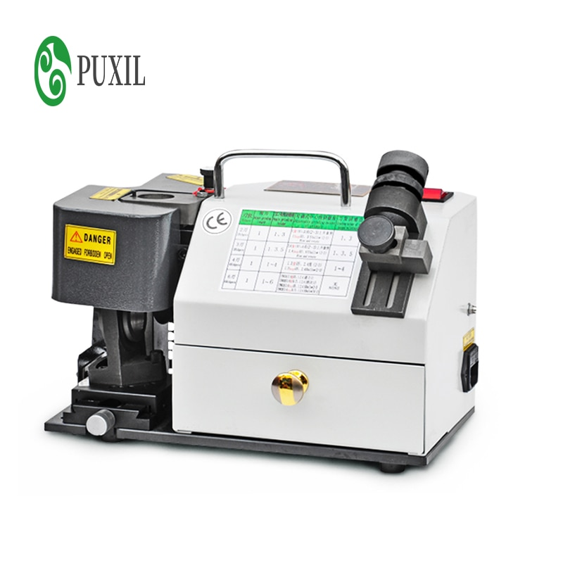 Milling Cutter Sharpening Machine 3-13mm End Mill Sharpener,Mill Cutter Grinding Machine GD-313