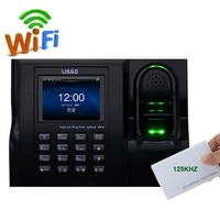 zk u560 time attendance machine system electronic attendance machine recorder timing employee machine reader