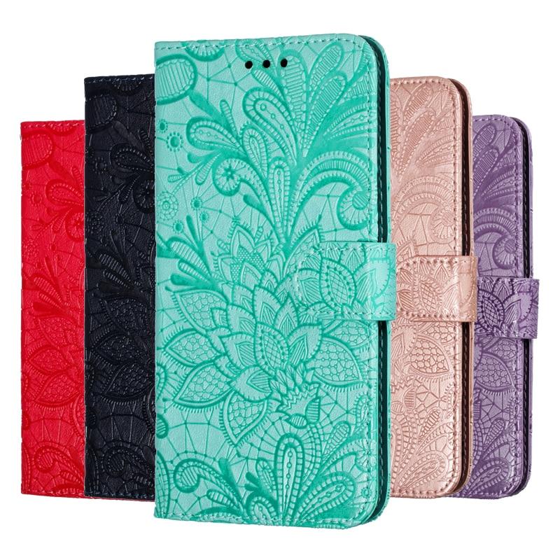 PU Leather Flip Phone Case For Xiaomi Redmi Note 8T 8 7 6A 6 Pro K20 GO MI 9 9s 6X A2 8 Lite Case Smartphone Wallet Cover Coque