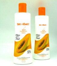 Real Effect Skin Whitening Papaya Lotion Bleekt Als Vroeg Als 7 Dagen Eerlijker Jeugdige Body Care Gratis Verzending