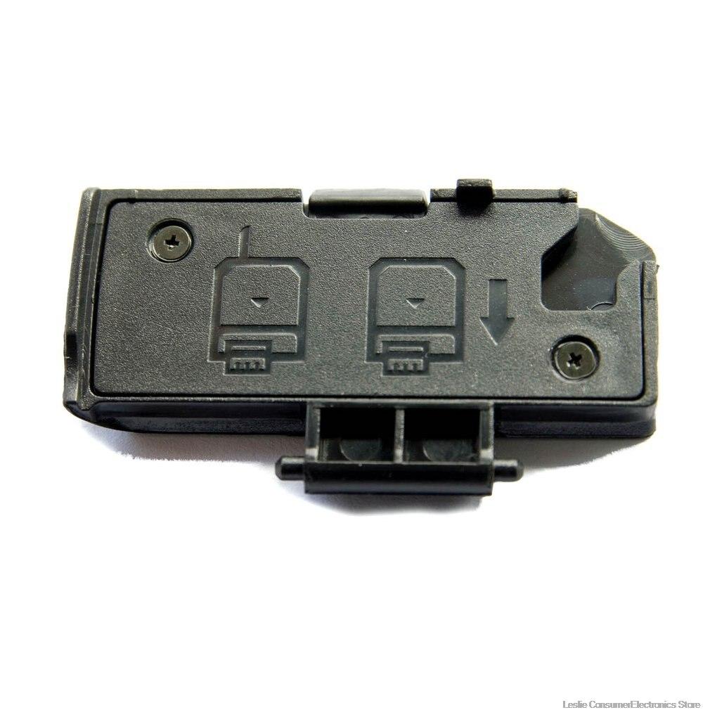 Cubierta de la Cámara de la puerta de la batería para Canon EOS 450D 500D 1000D Protector funda protectora pieza de reparación para cámara digital herramienta