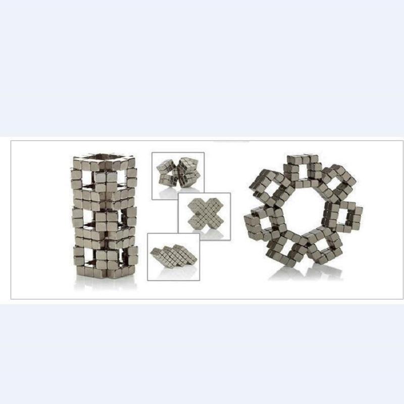 2019 216pcs/set With Metal Box New Metaballs Neodymium Magnetic balls Neo Cube Puzzle magnet