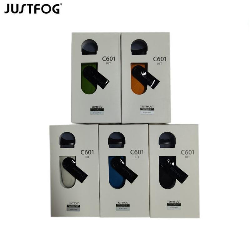 Original JUSTFOG C601 Kit 1.7ml Pod Cartridge 650mAh Battery Refilling Pod System Electronic Cigaret