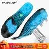 Semelles orthopédiques EVA en silicone pour les pieds plats support d'arc inserts orthopédiques fasciite plantaire douleur des pieds soins des pieds
