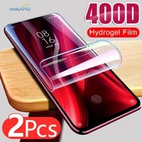 2pcs hydrogel film for huawei honor 20 9 10 lite 30 9x pro 20i 7a 8x 10i screen protector for p smart z y6 y9 prime nova 5t film