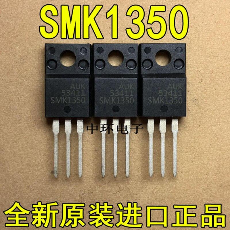 10 шт. SMK1350F 13N50 13A 500V SMK1350 TO-220F AUK MOSFET SWICHING регулятор применение
