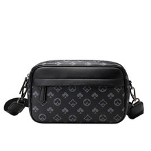Small Crossbody Bags for Men Luxury Designer Handbags Mini Shoulder Messenger Bag Mens Purse Casual