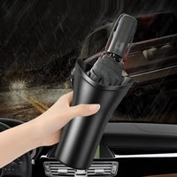 car folding umbrella cover cup holder multi function storage bucket for geely vision sc7 mk ck cross gleagle gx7 sx7 englon sc3