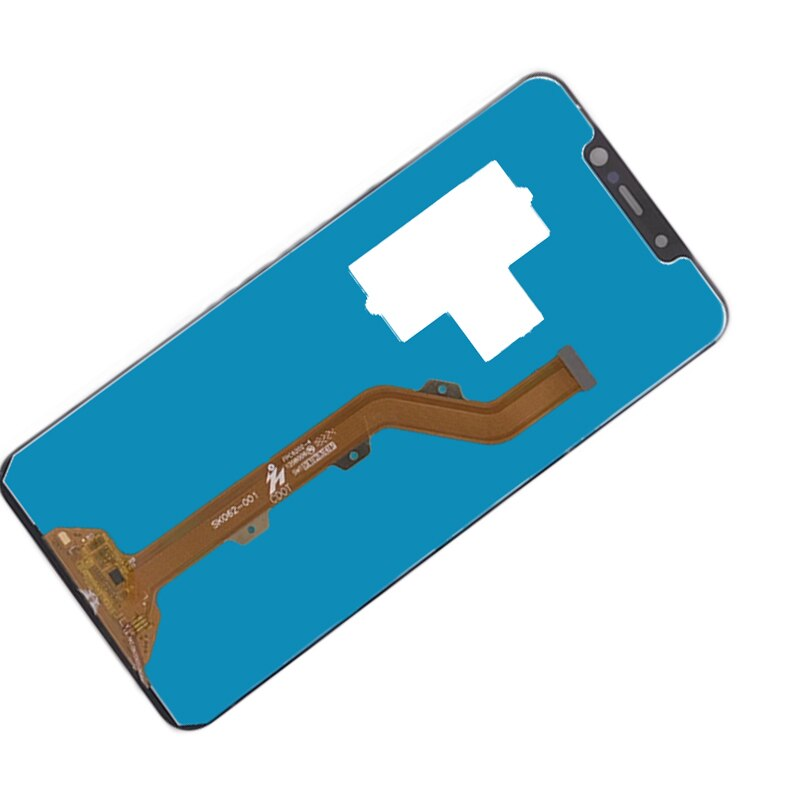 """For Tecno Camon 11 CF7 LCD Display With Touch Panel Screen Digitizer For Tecno CF7 Glass Combo Assembly Replacement Parts 6.2"""""""