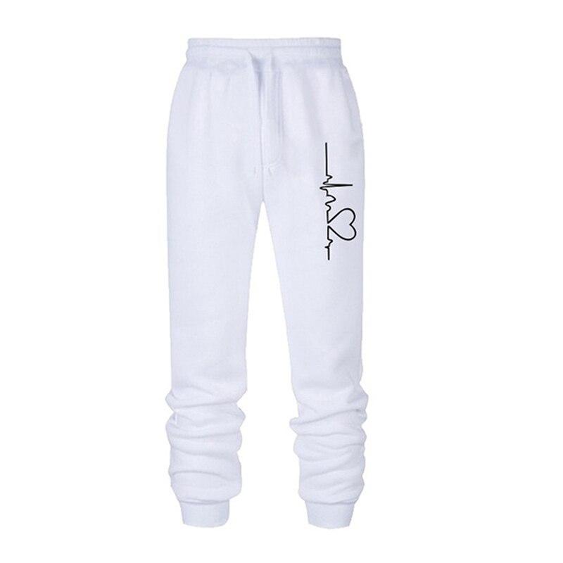 Мужские спортивные штаны для фитнеса, тренировочные штаны большого размера, мужские Модные повседневные спортивные штаны для ног, штаны дл...