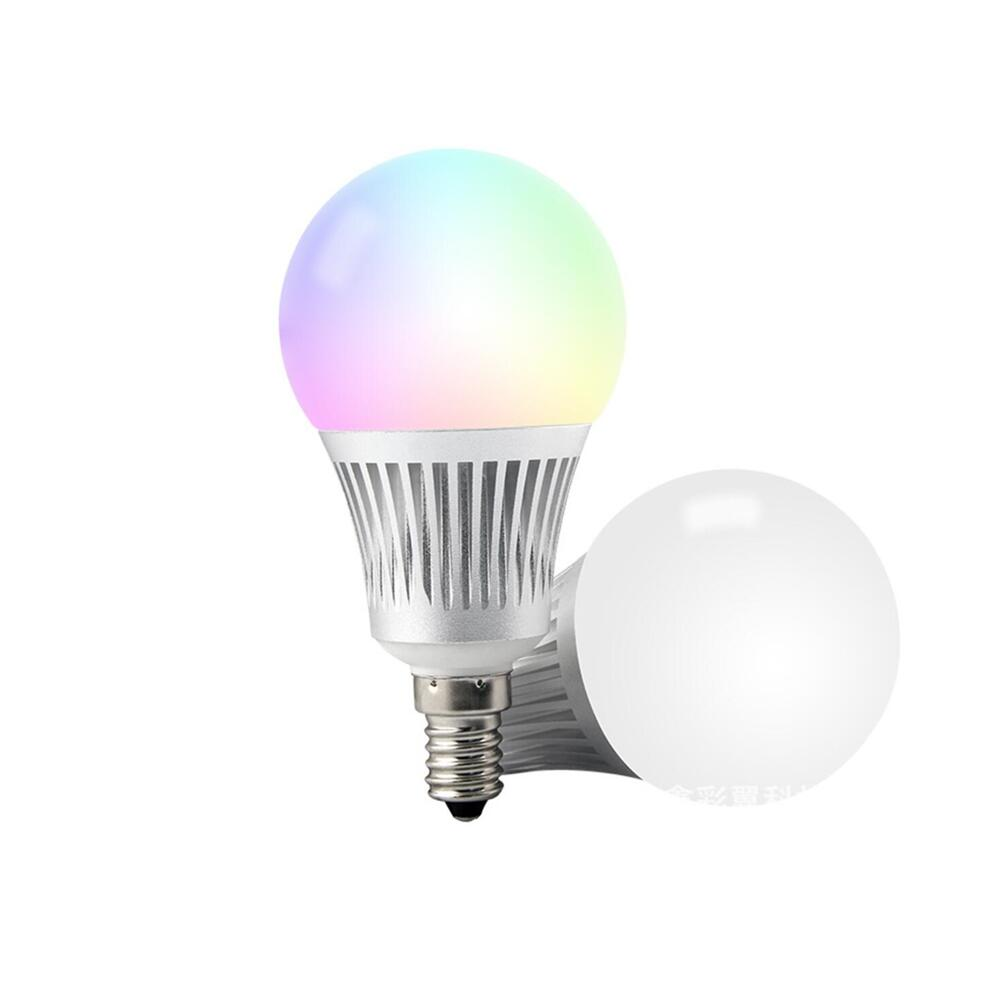 Mi الملاكم E14 Led لمبة FUT013 5 واط E14 الأضواء RGB + CCT لمبة Led دعم الهاتف App مصباح إضاءة ذكي المنزل Led لمبة