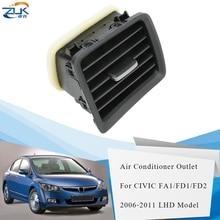 ZUK-sortie dair de climatiseur AC   Pour HONDA CIVIC FA1 FD1 FD2 2006 2007 2008 2009 2010 2011