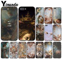 Yinuoda château de versailles la création dadam Art téléphone étui pour huawei Honor 8A 8X9 10 20 Lite Honor 7A 7C Honor10i