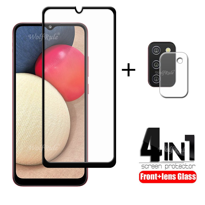 4-in-1-for-samsung-galaxy-a02s-glass-for-samsung-a02s-tempered-glass-hd-screen-protector-for-samsung-a51-a71-a12-a02s-lens-glass
