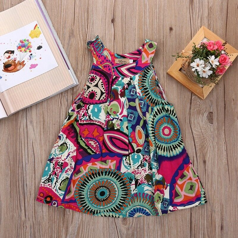 crochet baby dress set as picture show Toddler Kid Baby Girl Summer  Crochet Dress Princess Party Pageant Kids Dresses Baby Girl Dressea