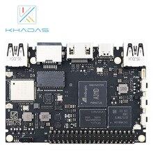 Khadas VIM3 Pro Sbc 12nm Amlogic A311D Soc Met 5.0 Tops Npu 4 Gb + 32 Gb (Pro Model) development Board Single Board Computer