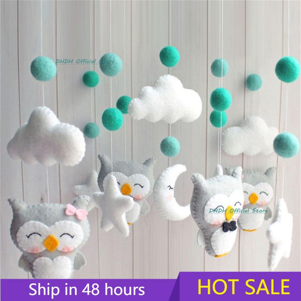 Детские мобильные погремушки, детские игрушки 0-12 месяцев, карусель, крепление для детской кроватки, мобиль для кровати, Колокольчик для мам...