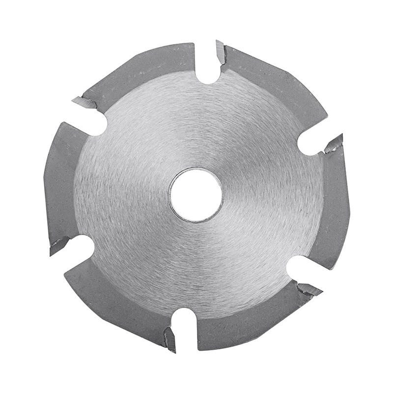 125mm Multitool Grinder Saw Disc 6T Circular Saw Blade Carbide Tipped Wood Cutting Disc Carving Disc Blades for Angle Grinders tovia 125mm carbide saw blades wood cutting disk cutting wood saw disc multitool wood cutter angle grinder for wood