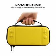 DISOUR Новинка для nintendo Switch Lite сумка для хранения для переключателя защитный чехол EVA водонепроницаемая сумка для nintendo Switch mini аксессуары