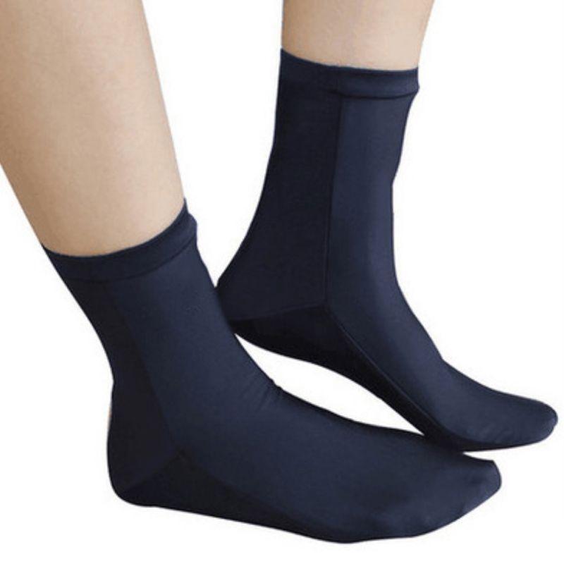 1 par de calcetines de natación buceo Premium Lycra Fin calcetines para buceo bucear Fin Calcetines