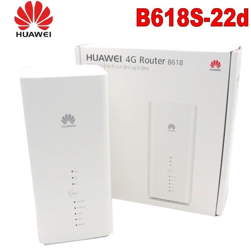 Lot of 50pcs Huawei B618s-22d LTE Cat11 Wireless Gateway