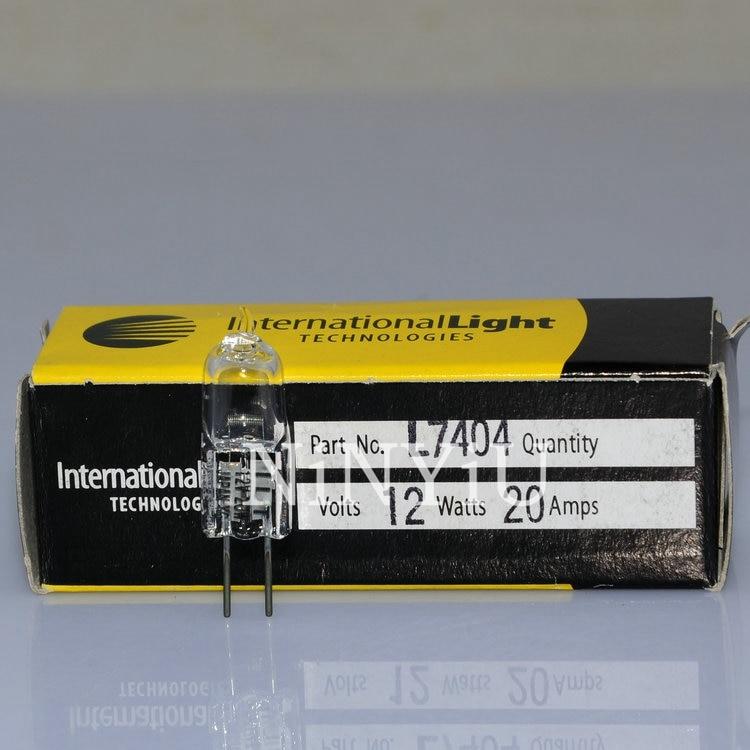 Lámpara ILT L7404 12V20W G4 bombilla Países Bajos Vertu análisis de sangre orina bioquímico bombilla