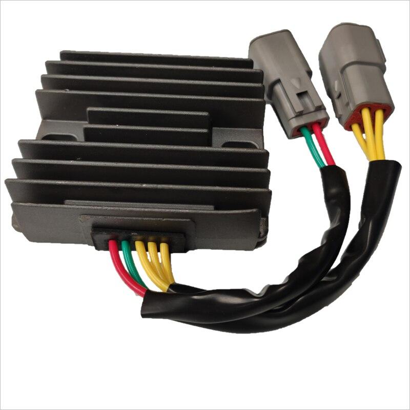 Выпрямительный регулятор для 515176100 515175968 515175756 Ski-doo MX Z 500 SS Trail Carb L/C 2004-2005 2007 GSX 600 HO Peak 800