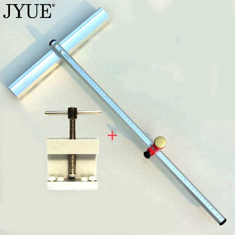 قاطعة الزجاج على شكل حرف T ، قاطعة البلاط اليدوية ، أداة قطع البلاط