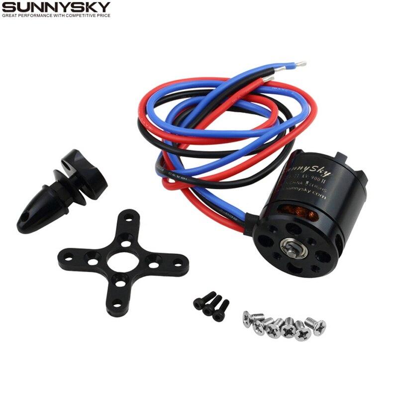Sunnysky-محرك بدون فرش V2216 ، 650KV/800KV/900KV ، مروحية متعددة المحركات