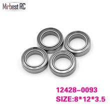 Wltoys 12428 12423  12428-0092 12428-0093 12428-0094 12428-0095 Bearing Axis 1/12 RC Car Spare Parts