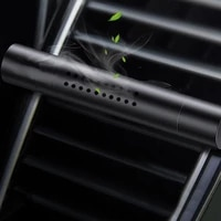 car air freshener with 5 scented fragrance stick aromatherapy air purifier car air vent clip fresheners car interior accessories