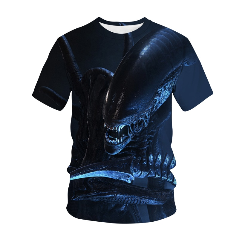 2021new T-shirt game movie 3D printing streetwear fashion for men and women O-neck short-sleeved T-shirt Hip Hop Tees top unisex