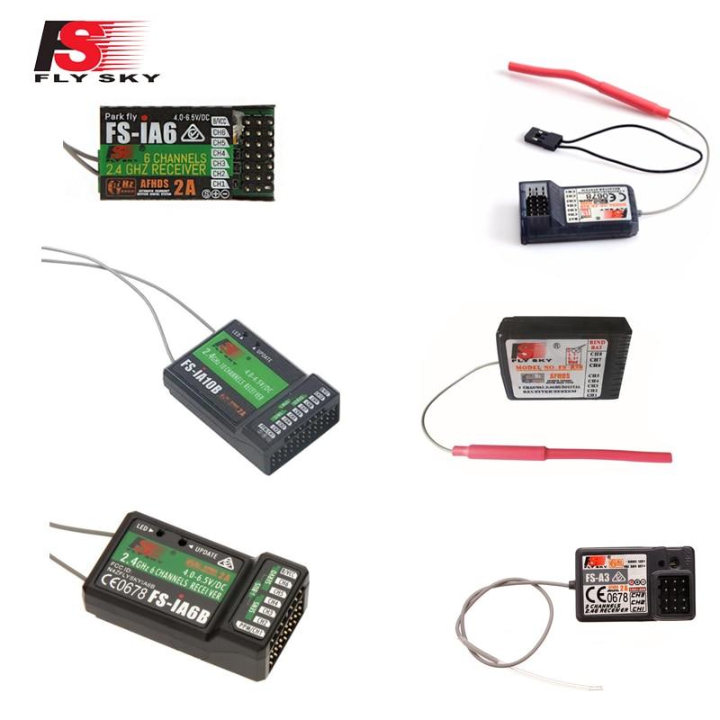 FLYSKY 2.4G IA6 IA6B X6B A8S R6B GR3E R9B X8B iA10B BS6 A3 GR4 RX2A TX Module Fli14+ FS2A RC Receive